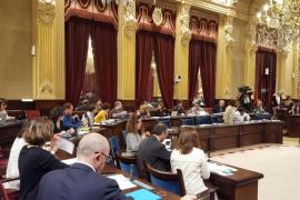 El Parlament rechaza la enmienda a la totalidad del PP sobre la declaración de Es Trenc-Salobrar de Campos