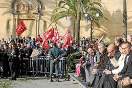 Los trabajadores denuncian «coacciones» por parte del alcalde