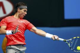 Rafael Nadal avanza en Melbourne sin perder un solo juego