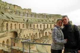 """Una pareja de mallorquines vuelve de Túnez y reconoce: """"Tuvimos miedo"""""""
