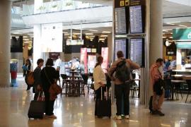 El fallo técnico que ha colapsado los aeropuertos de Balears queda resuelto