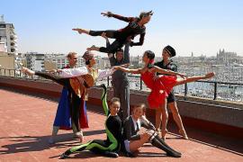 Pasodos narra en clave de danza las aventuras del clásico 'El Principito'