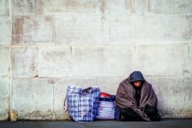 Un total de 209 personas viven en la calle y sin recursos en Mallorca
