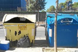 Cort soterrará 48 contenedores en segunda línea de Platja de Palma
