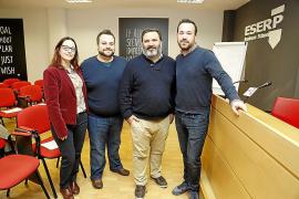 Desayuno empresarial con Xavier March Morlà en la ESERP Business School