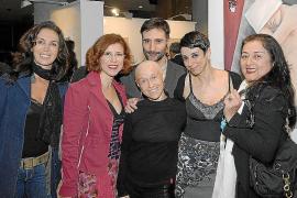 Sandra Renzi presenta su obra en la Tesorería de la SS