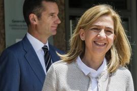 La infanta Cristina e Iñaki Urdangarin pasan las vacaciones de Semana Santa en Ciudad Real