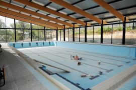 Las piscinas inauguradas de Peguera y Santa Ponça permanecen cerradas por deficiencias