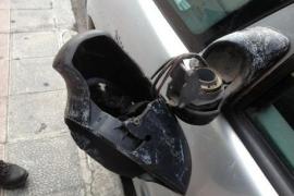 Detenido un rumano que dañó 18 coches en la calle Pablo Iglesias de Palma