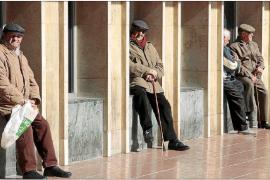 Las personas que reciben ayudas de dependencia de Cort bajan un 13%