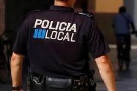 Causa el pánico al encañonar a unos cofrades en Palma