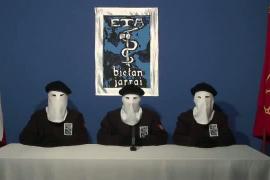 ETA afirma que el desarme es un medio para «impulsar el ciclo independentista» pero no habla de disolución
