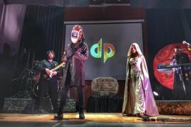 El pseudomusical rock de Hyde XXI 'Dos Mundos bajo un mismo Sol' llega a Inca
