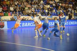 El Palma Futsal pierde la cuarta plaza en el último suspiro