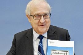 Alemania eleva su previsión de crecimiento para 2011 hasta el 2,3%