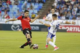 El Mallorca sigue camino del descenso