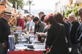 'Dia del Llibre' en Santa Eulària (Fotos: Arguiñe Escandón)