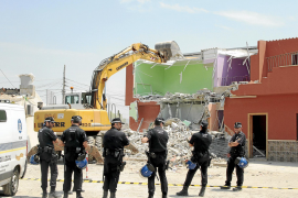 Residentes de Son Banya piden al juzgado la suspensión de los desalojos