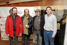Tomeu Penya apadrina el estreno del musical 'Illamor' en el Auditòrium