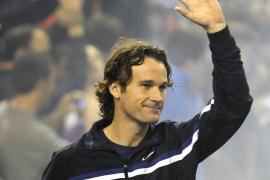 Carlos Moyá: «Todavía no me ha dado tiempo a pensar que soy ex tenista»