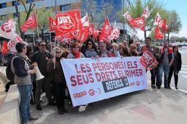 UGT convoca un día de huelga al mes de limpiadoras en varios centros hospitalarios por retraso en las nóminas