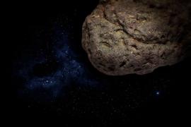 Nos 'visita' un asteroide de 650 metros