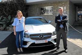 Autovidal presentó el nuevo Mercedes Benz Clase E Coupé