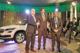 Autos Mistalia recibió el galardón 'Best Dealer Award'