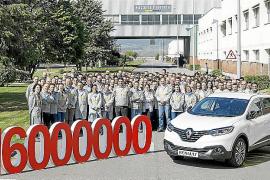 Renault España ya ha fabricado el vehículo número 16 millones