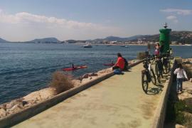 Las temperaturas descenderán este miércoles entre 6º y 8º en Mallorca
