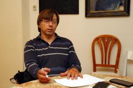 Xisco Gràcia: «Al final pensaba que no me encontrarían»