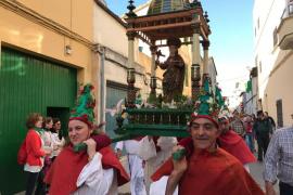La Part Forana celebra la Tercera Festa de Pascua con las últimas 'panades'