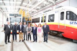 La electrificación Enllaç-Manacor estará lista en 2018