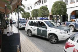 Detenido por llevarse 500 euros de un banco «por las buenas o por las malas»