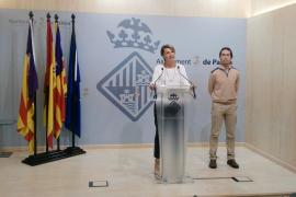 Marga Durán asegura que Cort ha publicado «otro contrato a dedo»
