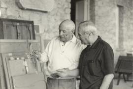 Pablo Picasso y Joan Miró, Historia de una amistad