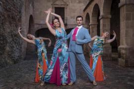 La Furia flamenca de Adrián Pineda llega a Cas Serres este domingo