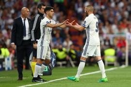Marco Asensio y el papel de Rafa Nadal y Zidane