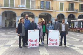 Un Sant Jordi con rosas solidarias, talleres y lecturas compartidas