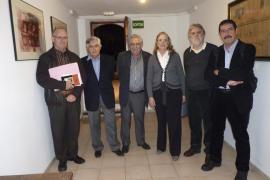 Presentación del último libro de Pedro Prieto
