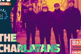 The Charlatans, en medio de la grabación de un nuevo disco, actúa en el Mallorca Live Festival 2017