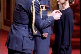 Victoria Beckham galardonada con la Orden del Imperio Británico
