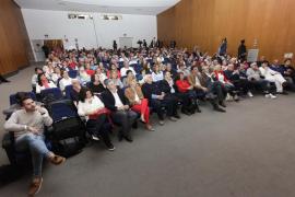 Pedro Sánchez inicia la campaña de recogida de avales en Ibiza