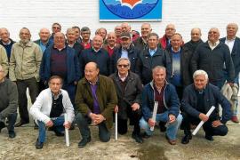 50 aniversario del reemplazo de 1966-67 del Ejército del Aire en el Puig Major