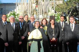 Palma se vuelca en la procesión del Jueves Santo