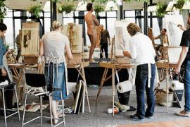 Vacaciones perfectas para un amante de la pintura