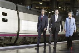 «Si se hubiera gastado en Mallorca un mes de lo que ha costado el AVE, tendríamos el mejor ferrocarril de Europa»