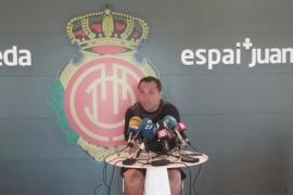 Sergi Barjuan: «Si los jugadores van a por el partido, la afición los apoyará»