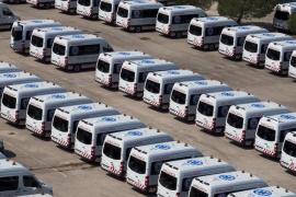 El 061 cuenta con 118 nuevas ambulancias con los equipamientos «más modernos de toda España»