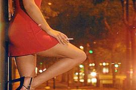 Aumenta el número de mujeres jóvenes que ejercen la prostitución en Palma